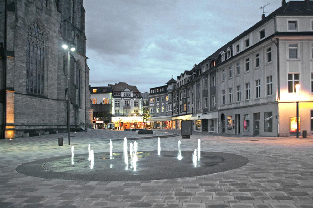 kirchplatz gelsenkirchen buer wbp landschaftsarchitekten gmbh. Black Bedroom Furniture Sets. Home Design Ideas